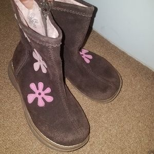 Cherokee boots for girl size 11